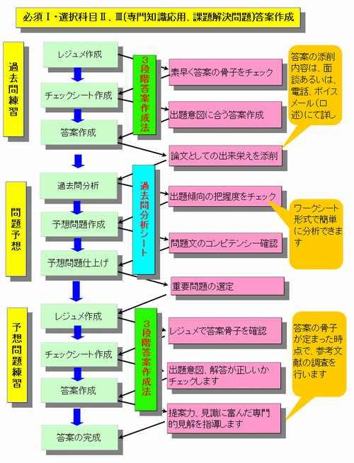 選択科目 �U、�V論文対策指導の流れ